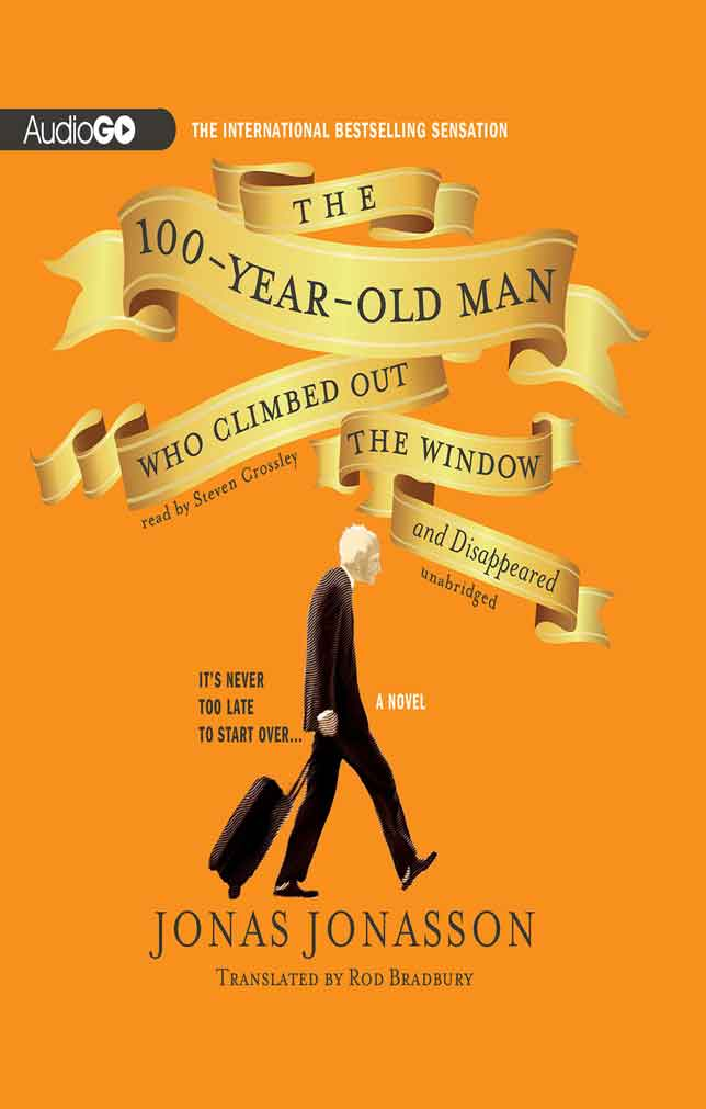The hundred Year Old Man Pocket Book